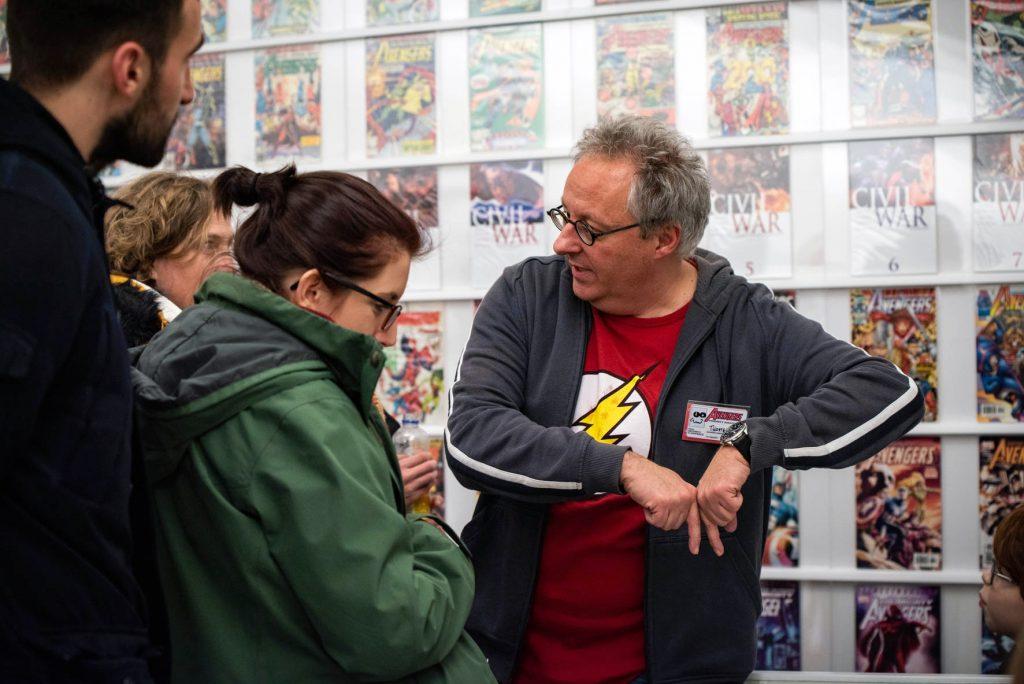 """Museumsnacht 2018 im Cöln Comic Haus - """"Avengers Assemble"""" Finissage"""