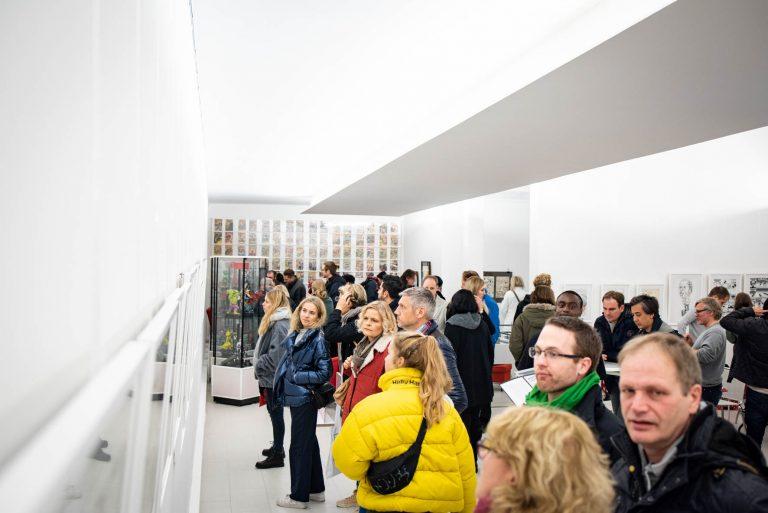 Museumsnacht 2018 im Cöln Comic Haus