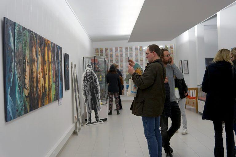 Museumsnacht 2019 im Cöln Comic Haus